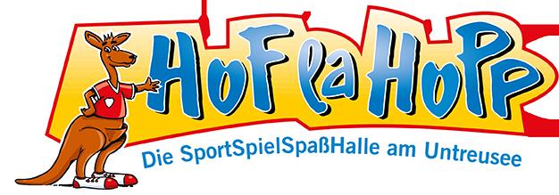 Logo von HOFlaHOPP Playland GmbH